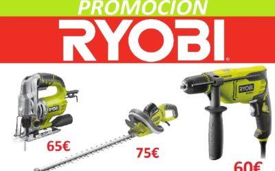 Promoción RYOBI