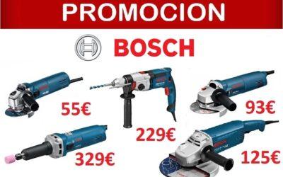 Promoción BOSCH