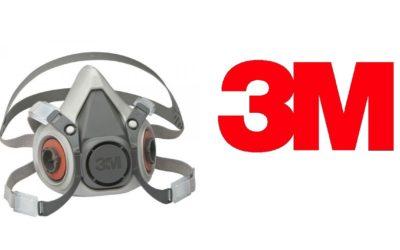 Medias máscaras reutilizables 3M serie 6000      16,75€ + IVA